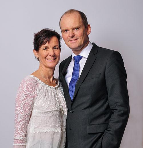 Yvonne und Bernd Wolf