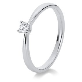 Diamond Group Solitär Ring