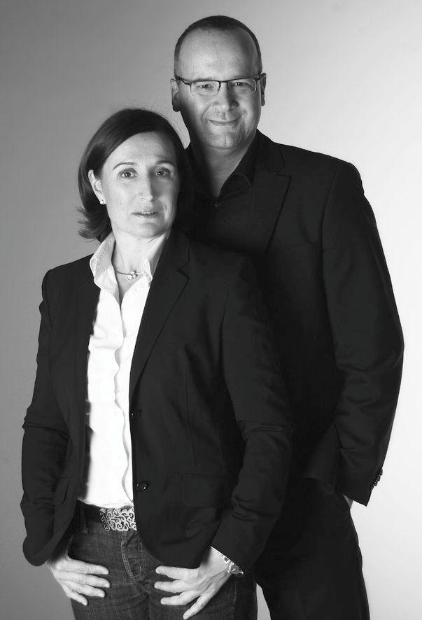 Heike und Markus Schmidt