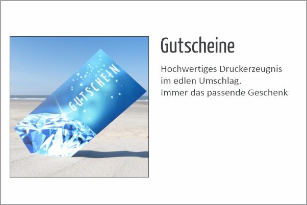 Holtmann Gutscheine